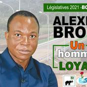 Bouaké /Législatives : qui est Brou Alexis, candidat de la liste PDCI-RDA/EDS ?