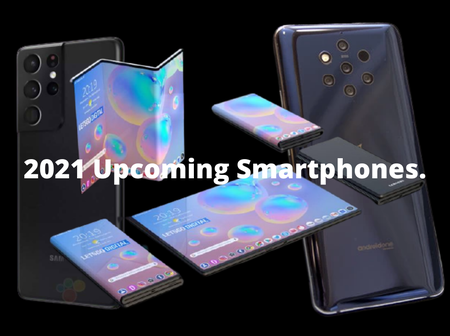 2021 Upcoming Smartphones.