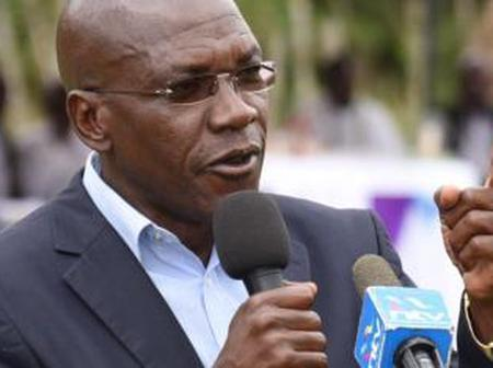 Why Boni Khalwale Was Slapped With a One and Half Year Suspension From the University of Nairobi