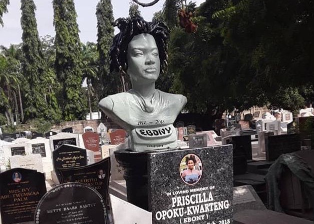 4d0eeae3746a4d7cab7a1147df9a689a?quality=uhq&resize=720 - Ebony's Parent Visits Her Tomb At Osu Cemetery 3-Years After Her Death, Mother Break Down In Tears