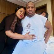 Sonko's Wife Shares Emotional Photos of her With Husband a Day After he Was Released