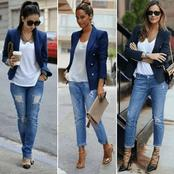 10 ways you can rock your blazers