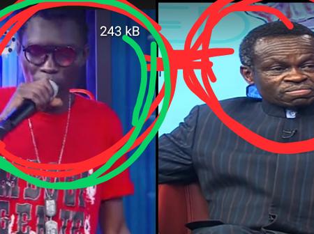 PLO Lumumba's Sheng' Was Better Just Like Mbogi Genje's