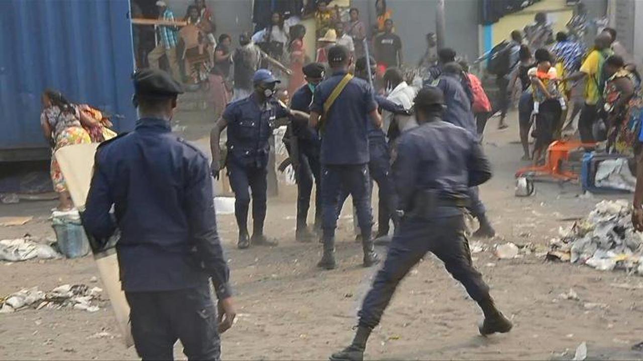RDC : une manifestation de l'opposition réprimée, un correspondant de RFI violemment interpellé