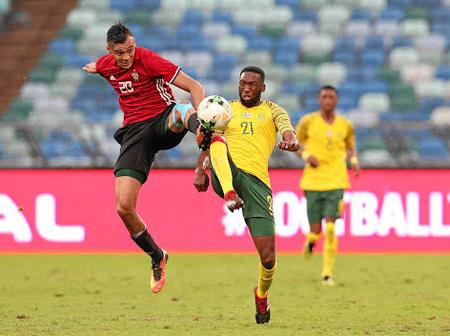 Ambitious PSL Club Linked With Bafana International Star