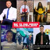 RIP: Photo Of Our Youths That Died Mysteriously On A Peaceful Protest