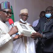 Gov Ortom Launches National Mass Metering Scheme