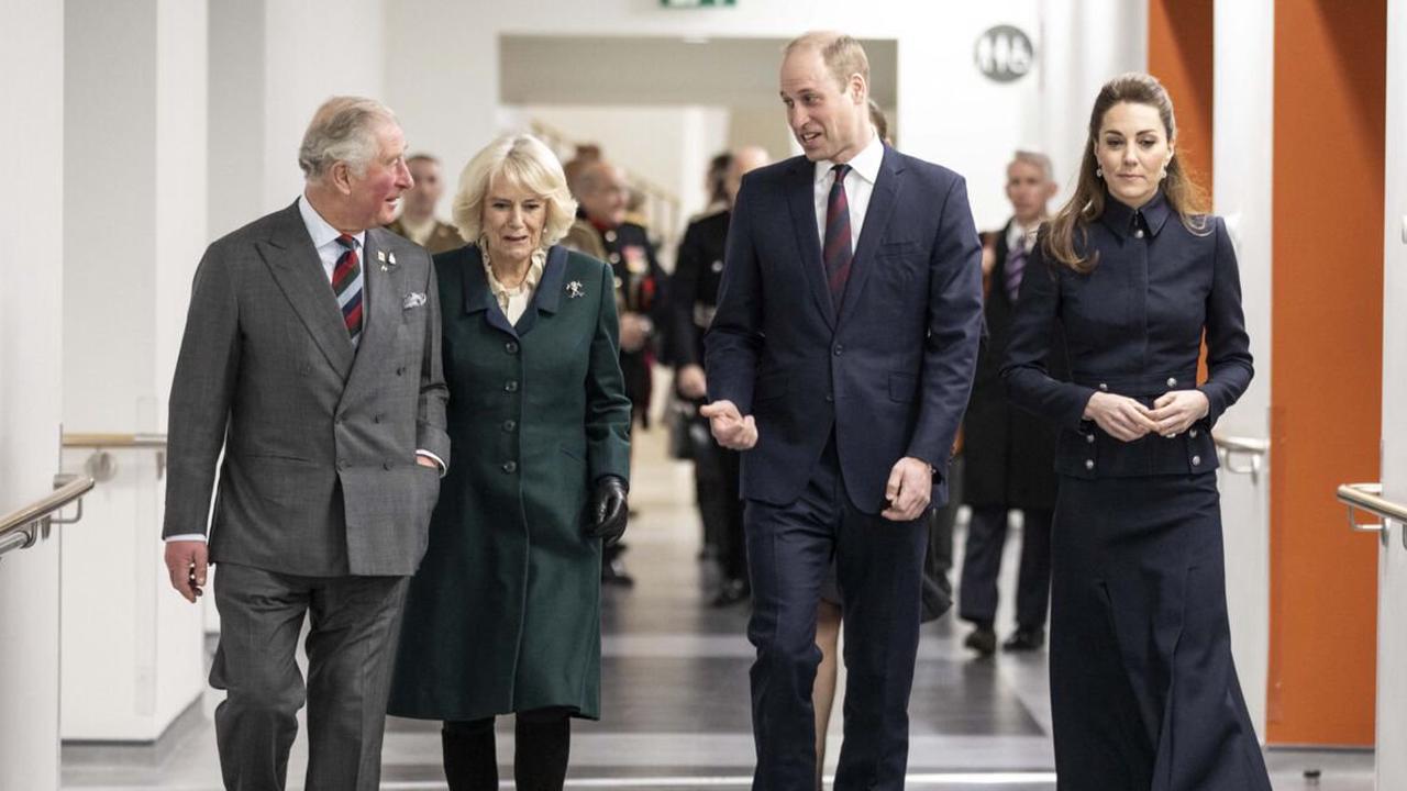 Kate Middleton: son petit stratagème pour souder la relation entre William et Charles