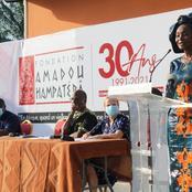 30 ans de décès d'Amadou Hampaté Ba : le programme de la commémoration connu