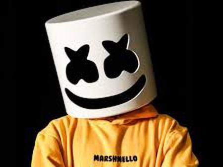 Marshmello's Real Face Without His Mask