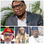 Adamu Garba Reveals The Only Difference Between Nnamdi Kanu, Sunday Igboho, And Shekau