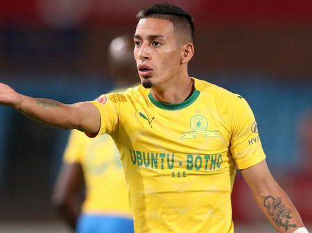 Sirino Set New Record Ahead Of Big Match With Enyimba As He Joins Sundowns All Time Top Scorer