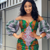 Twenty Plus Ankara Puff Sleeve Styles