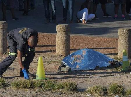 This morning a young boy's body was found cold and dead with several stab wounds.