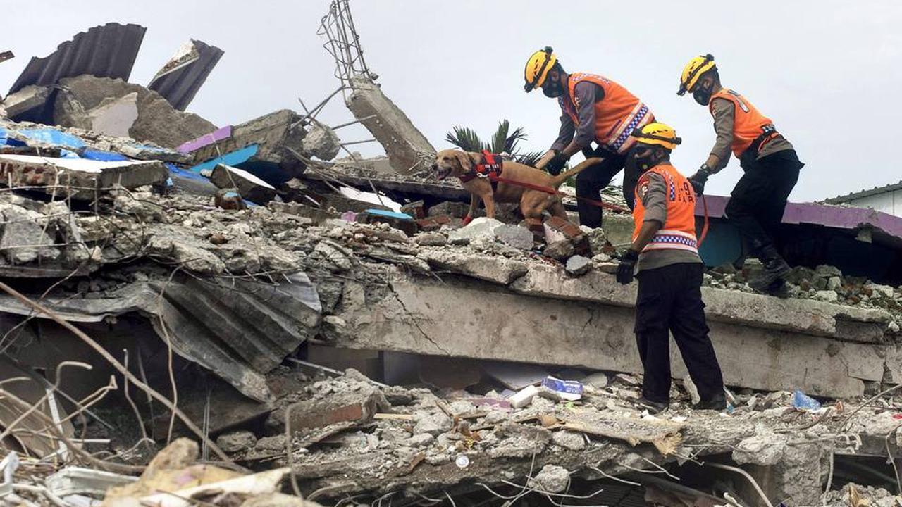 En Indonésie, un séisme de magnitude 5,9 secoue la province de Papouasie