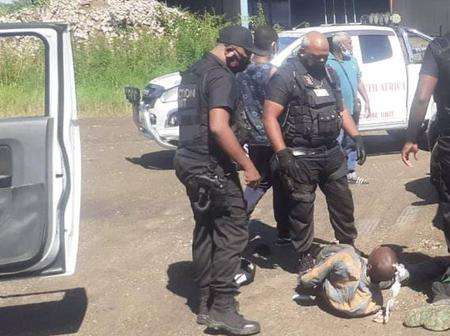 Armed robbers taken down soon after a robbery