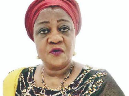 After Lauretta Onochie's Comment On Train, See The Savage Reply A Man Gave Her On Twitter