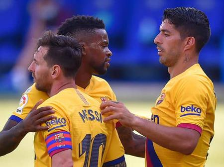 Sports:Lionel Andres Messi breaks and set new record in just ended Laliga