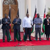 Mixed Reactions As Deputy President William Ruto Skips State House Meeting For These Reasons