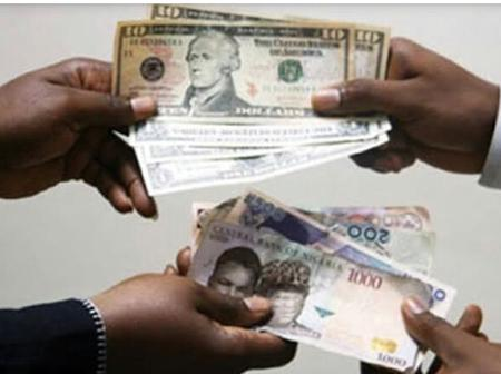 Nigeria Is Making Progress, Check Out the New Price Of One Dollar to Naira as at Today