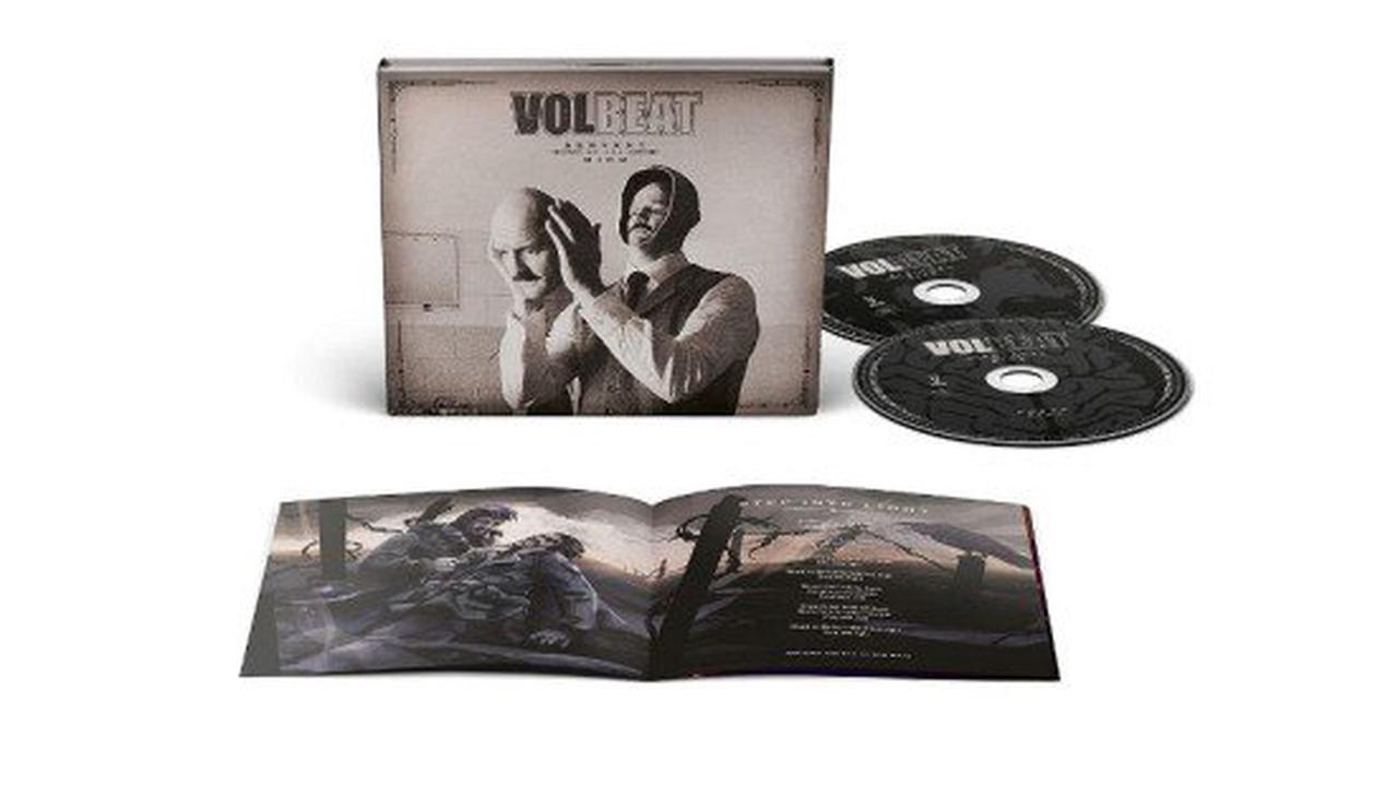 """""""Volbeat"""" Servant Of The Mind ab sofort in verschiedenen Edition vorbestellbar"""