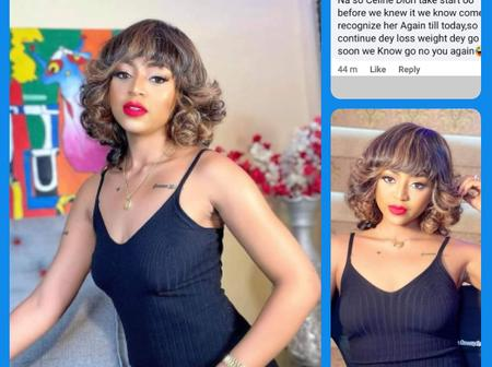 Fans React to the Photos that Regina Daniels Shared on her Facebook Timeline