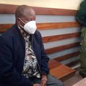 Kapenguria Mp Samuel Oroto In Kitale Law Courts