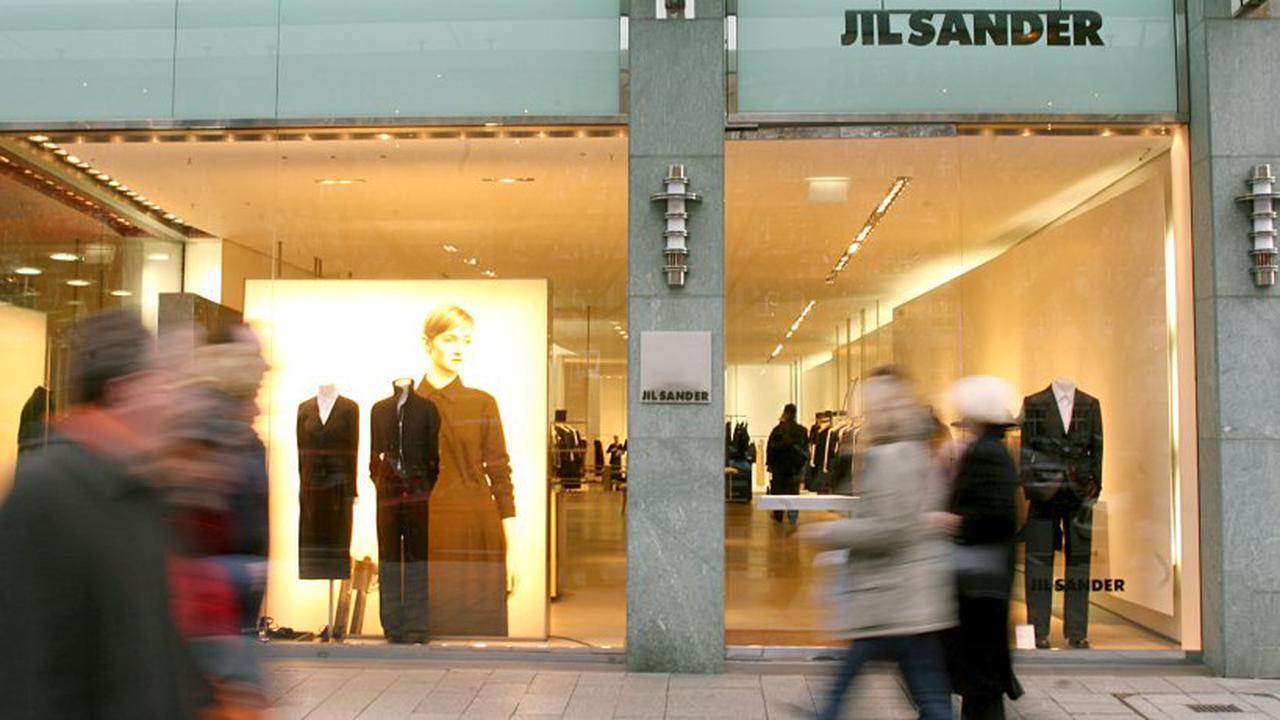 Jil Sander Store am Neuen Wall schließt überraschend