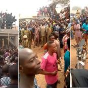 How social media users reacted after notorious Fulani Warlord Iskilu Wakili was arrested in Oyo