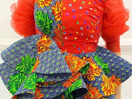 Check Out These Stylish Ankara Blouse Designs For Women