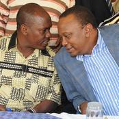 Watu Watastuka Roho Zisimame, Former Governor Kabogo Reacts After Raila, Moi Meeting