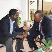 Raila Man Reveals Raila's 2022 Line up as He Insists the Former PM Will Not Form Coalition With Ruto