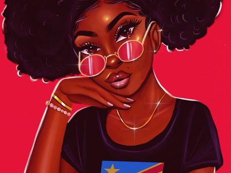 30 New Black Girl Cartoon Pictures For Wallpaper That You Would Definitely Love