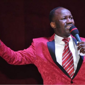 Apostle Johnson Sulemam Delcares God's Revelation