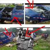 Sad news from Angel TV: 7 confirmed dead in a terrible accident in Ashanti Region.