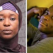 Aisha Yesufu Calls For Help After His Son Threatened To Sue Her For Making Mockery of Him.