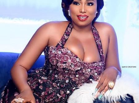 Nollywood actress Celebrates Her Birthday Today. See Lovely Pictures of Her