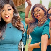 Check Out What Destiny Etiko Is Doing With Actress Onyii Alex, See Photos