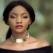 Singer Simi Uploads Adorable Picture To Celebrate International Women's Day