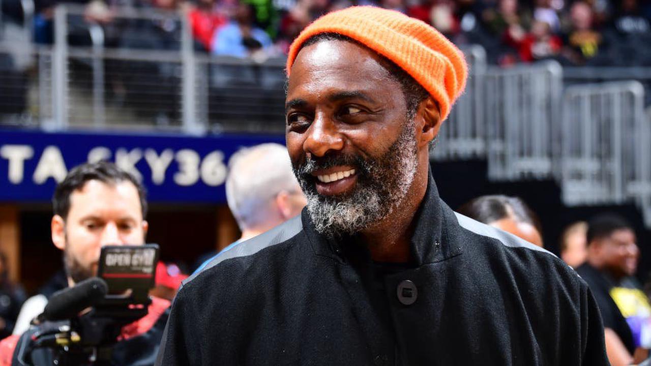 Idris Elba behind new King's Cross restaurant and bar Porte Noire