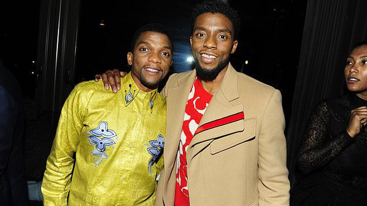 Chadwick Boseman's brother Kevin Boseman returns to the dance stage to honor his 'hero' brother at the Dance Against Cancer Outside benefit