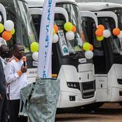 Renouvellement du parc automobile, voici ce que le ministre Amadou Koné a offert à la Marahoué