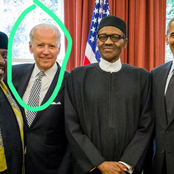 See Throwback Picture Of President Biden With Obama, Buhari, Okorocha & Other Nigerian Governors