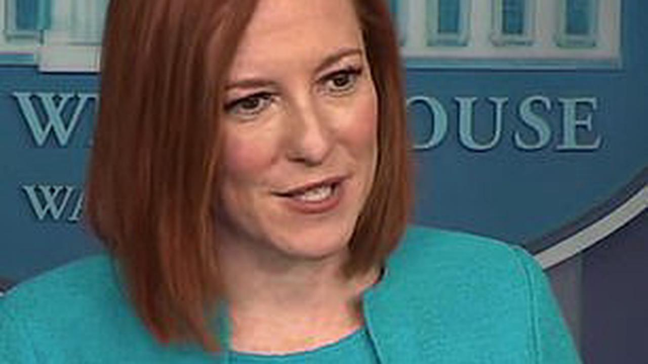 White House press secretary Jen Psaki says teaching systemic racism at American colleges and universities is 'responsible' and not 'liberal indoctrination'
