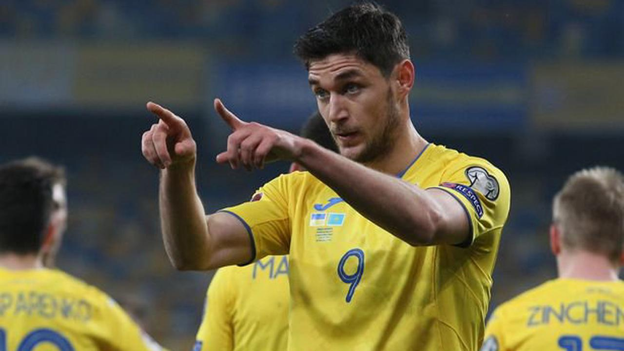 Arsenal transfer round-up: Ukrainian striker 'shortlisted', Lacazette warning