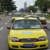 Les chauffeurs de taxi communaux de cocody sont en colère !