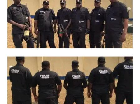 SARS, Other Tactical Squads Got Banned From Routine Patrols