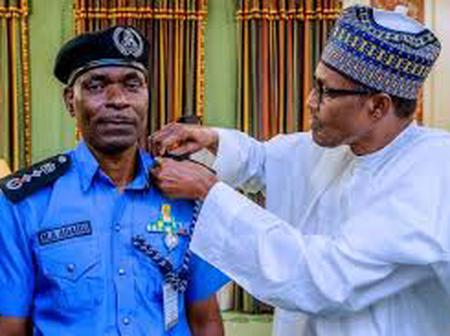 Change of Baton in Nigeria Police:Buhari Replaces IGP Adamu with Alkali Baba Checkout the Deatails