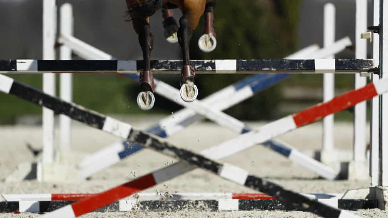 American showjumper given 10-year ban for using electric spurs on his horses