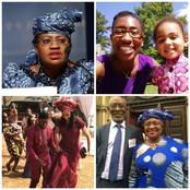 Photos Of Ngozi Okonjo-Iweala's Children, One Of Them Is Married To Chinua Achebe's Granddaughter